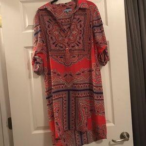 BEAUTIFUL DRESS W/ BELT INCLUDED